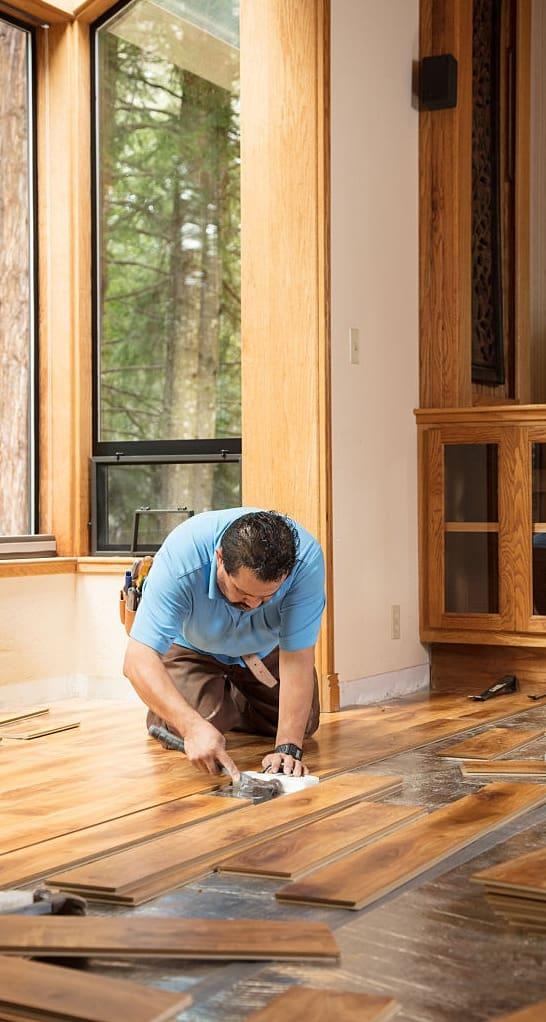 Wood Floor Installation & Repair